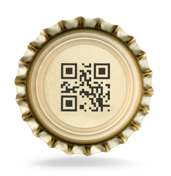 stampa qr code tappi